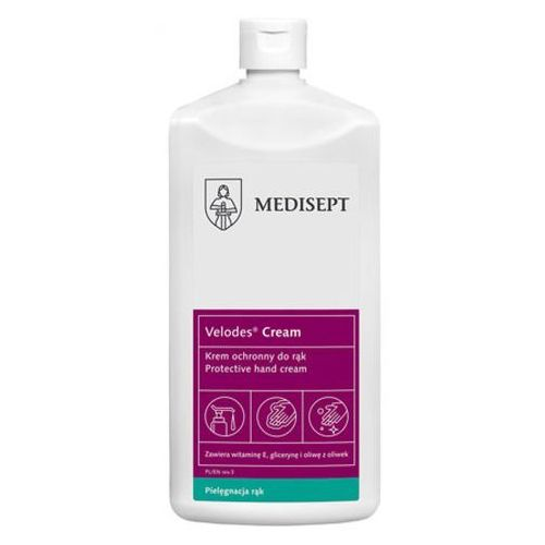 Medisept velodes cream krem ochronny do rąk (500 ml)