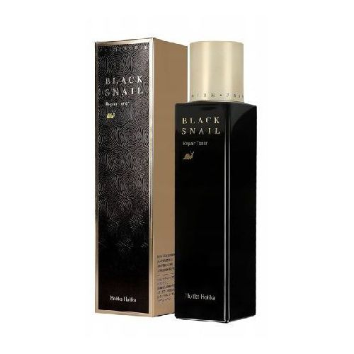 Holika Holika Tonik ze Śluzem Ślimaka, Prime Youth Black Snail Repair Toner 160ml, 8806334358501