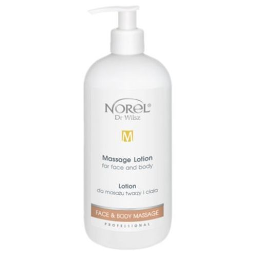Norel (dr wilsz) massage lotion for face and body lotion do masażu twarzy i ciała (pb332)