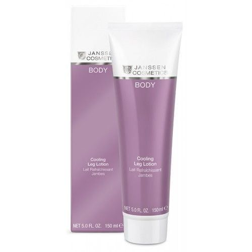 JANSSEN BODY Cooling Leg Lotion - chłodzący żel do nóg