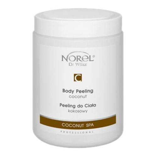 Norel (Dr Wilsz) COCONUT SPA BODY PEELING COCONUT Kokosowy peeling do ciała (PP333) - 500 ml