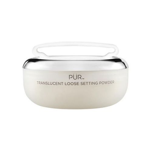 Pür translucent loose setting powder - transparentny puder sypki