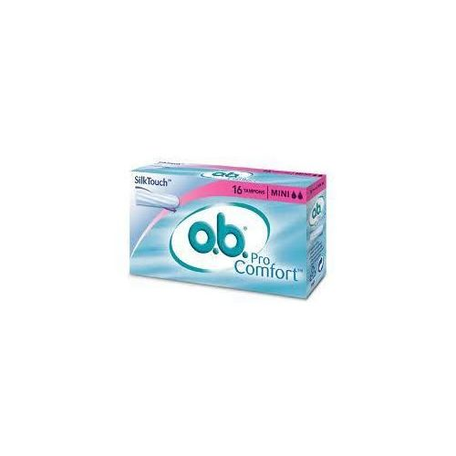Johnson&johnson Ob procomfort mini x 16 tamponów
