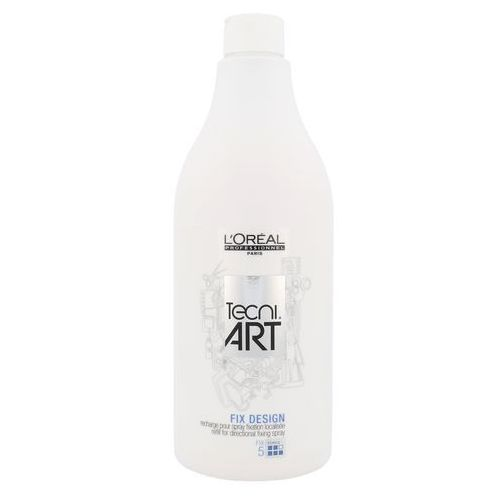 L'Oréal Professionnel Tecni Art Fix spray utrwalający napełnienie (Refill for Directional Fixing Spray, Force 5) 750 ml, L75-E0937600