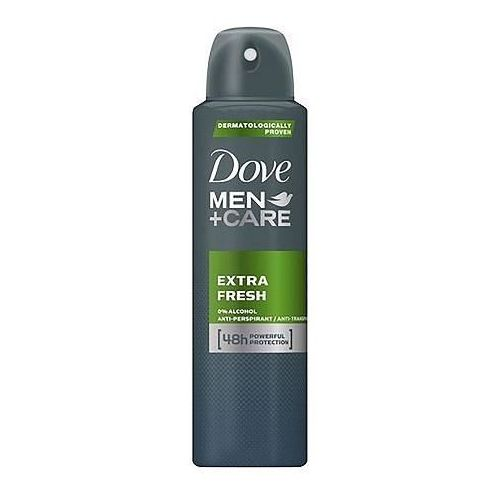 Dezodorant Dove Men plus Care Extra Fresh Antyperspirant w sprayu 150 ml (8717644579886)