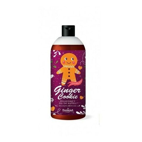 Farmona magic spa ginger cookie relaksujący żel do kąpieli 500ml