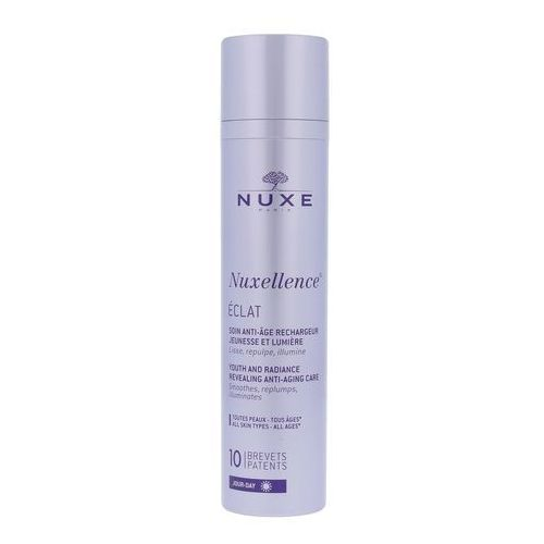 Nuxe nuxellence eclat youth and radiance anti-age care żel do twarzy 50 ml dla kobiet (3264680005381)