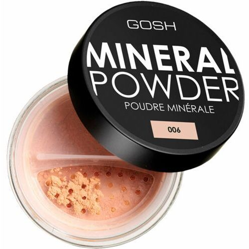 Gosh copenhagen Gosh mineral powder - honey puder sypki do twarzy (006)