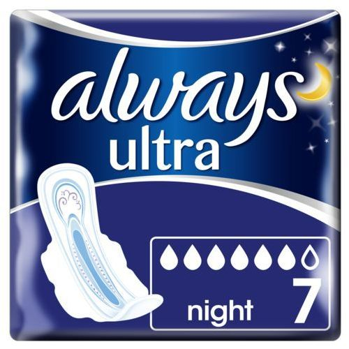 PODPASKI ALWAYS ULTRA NIGHT A7*