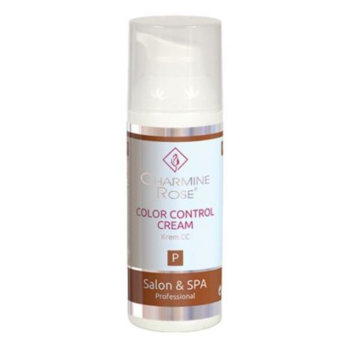 color control cream krem cc - natural (gh0952) marki Charmine rose