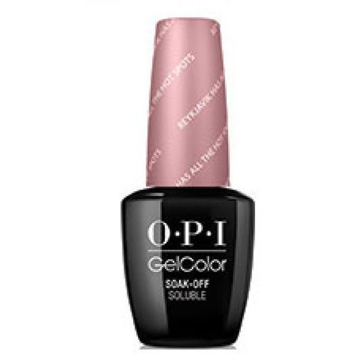 Opi gelcolor reykjavik has all the hot spots żel kolorowy (gc-i63)