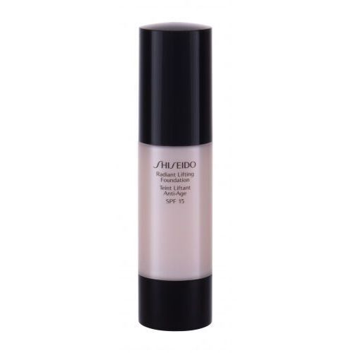 Shiseido Radiant Lifting Foundation SPF15 podkład 30 ml dla kobiet 100 Very Light Ivory