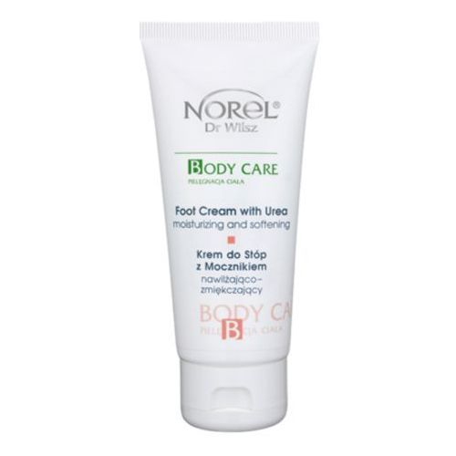 Norel (Dr Wilsz) BODY CARE FOOT CREAM WITH UREA Krem do stóp z mocznikiem (DK393)