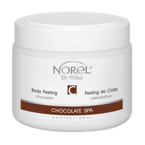 Norel (dr wilsz) chocolate spa body peeling chocolate czekoladowy peeling do ciała (pp183) - 1000 ml