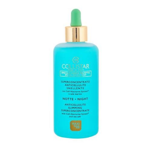 Collistar special perfect body anticellulite slimming superconcentrate night cellulit i rozstępy 200ml tester (8015150652360)