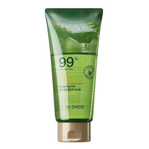 The saem Saem jeju fresh aloe soothing gel 99% tuba 300 ml