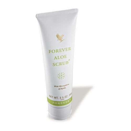 Forever living products Forever aloe scrub