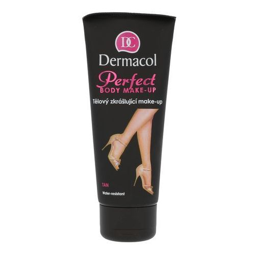 Dermacol Perfect Body Make-Up samoopalacz 100 ml dla kobiet Tan, 75674