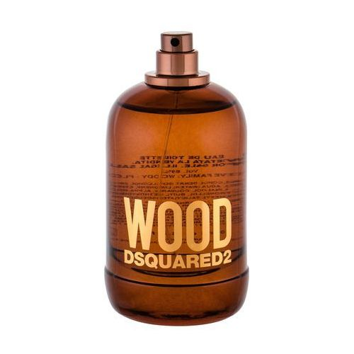 Dsquared wood pour homme 100ml tester marki Dsquared2