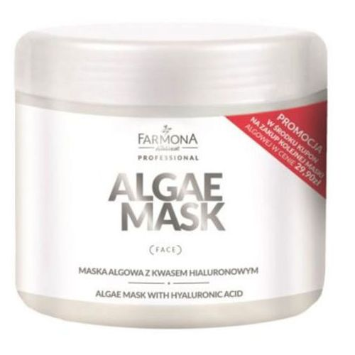 Farmona ALGAE MASK WITH HYALURONIC ACID Maska algowa z kwasem hialuronowym