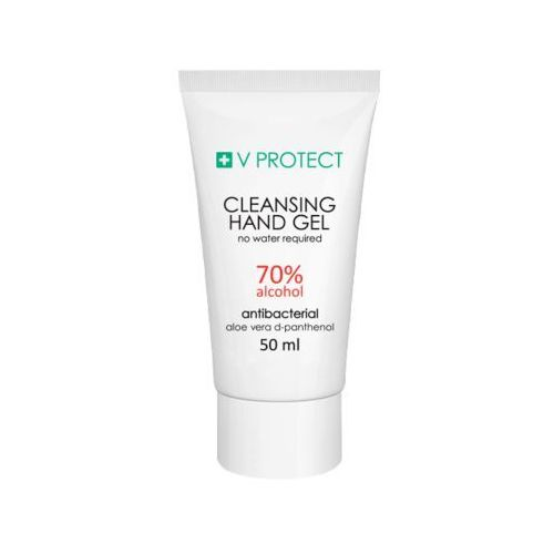Cleansing hand gel no water required 50 ml (5901350488164)