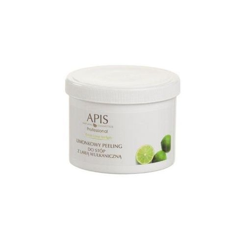 Apis Peeling do stóp limonkowy 500ml 51285 (5901810000875)