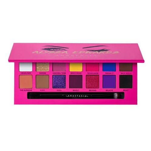Anastasia beverly hills Alyssa edwards palette - paleta cieni do powiek (0689304181839)