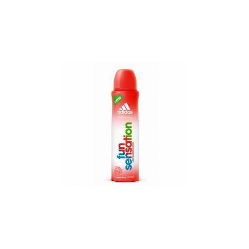 Adidas fun sensation, dezodorant, 150ml (w)