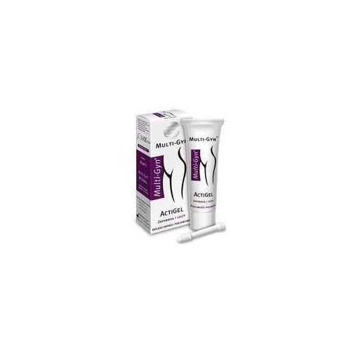 MULTI- GYN ACTIGEL ŻEL, 50 ML + APLIKATOR