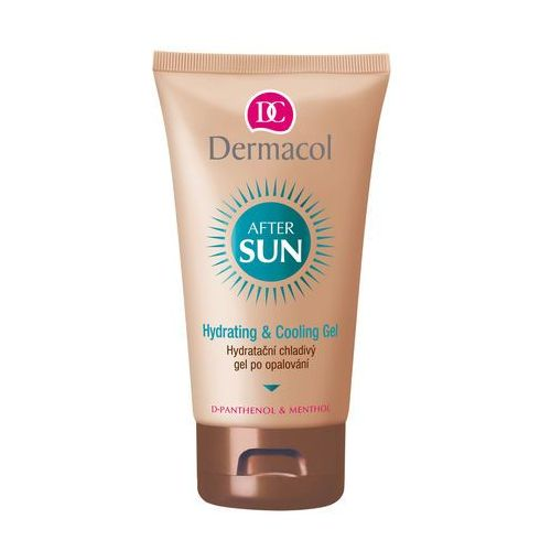 Dermacol after sun żel chłodzący po opalaniu (after sun hydrating & cooling gel) 150 ml (8595003103589)