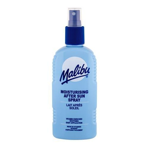 Malibu after sun moisturising after sun spray preparaty po opalaniu 200 ml unisex (5025135112355)