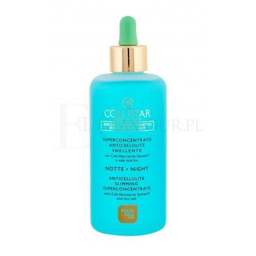 Collistar _superconcentrate anticellulite slimming night 200ml