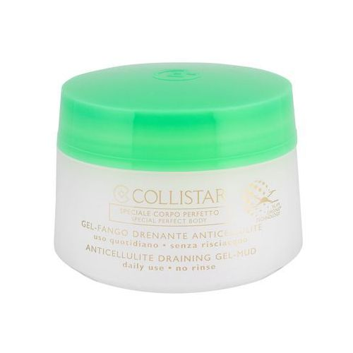 Collistar Special Perfect Body Anticellulite Draining Gel-Mud cellulit i rozstępy 400 ml dla kobiet (8015150252898)