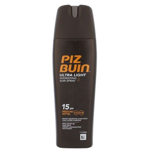 Piz Buin In Sun Spray SPF15 200ml W Opalanie, 18839