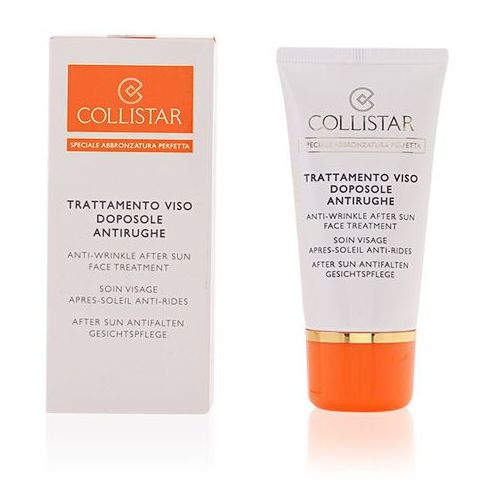 Collistar after sun krem po opalaniu przeciw zmarszczkom (anti-wrinkle after sun face treatment) 50 ml (8015150260237)