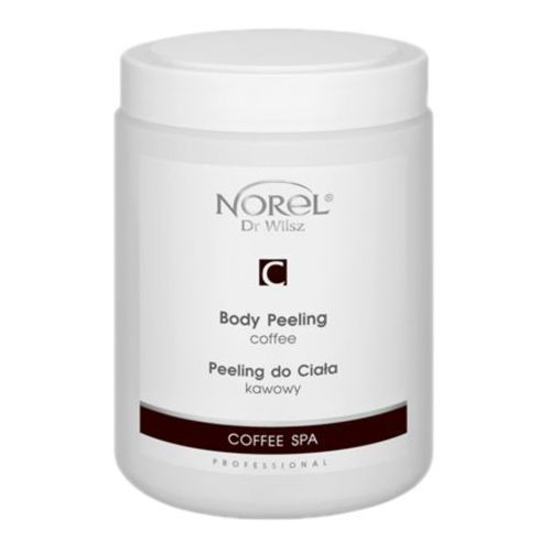Norel (dr wilsz) coffee spa body peeling coffee kawowy peeling do ciała (pp305) - 500 ml