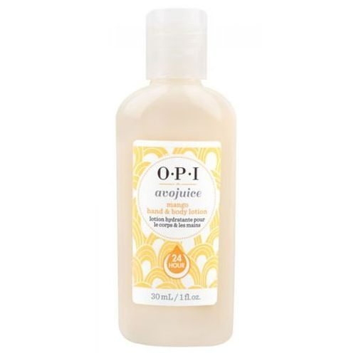 OPI AVOJUICE MANGO HAND & BODY LOTION Balsam do dłoni i ciała - mango (28 ml)