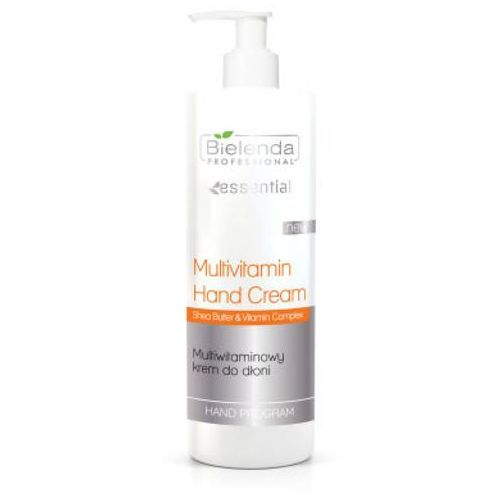Bielenda professional multivitamin hand cream multiwitaminowy krem do dłoni (500 ml)