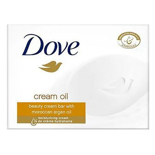 DOVE CREAM OIL MYDŁO W KOSTCE