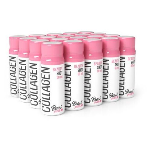 kolagen beauty shot 20 x 60 ml marki Beastpink