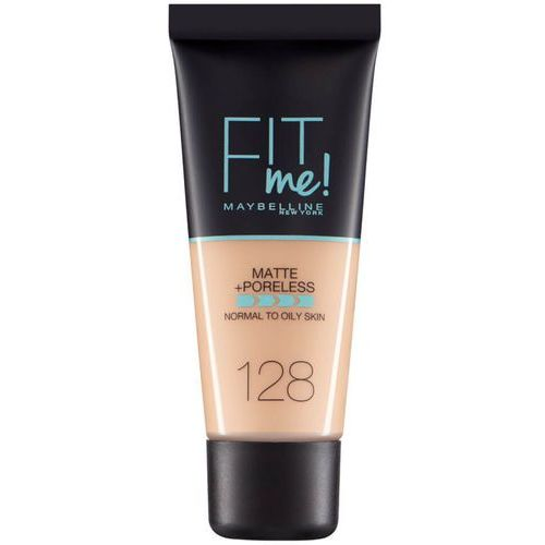 Maybelline fit me matte & poreless foundation 30ml - 128 warm nude