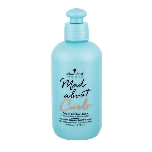 Schwarzkopf mad about curls krem do loków 200 ml (4045787394955)