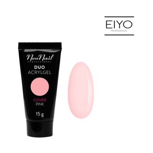 Neonail Duo acrylgel cover pink - 15 g (5903274035240)