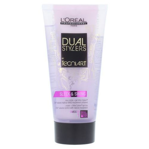 Loreal Dual Stylers Sleek and Swing, Żel wygładzający 150ml, 3474630648418