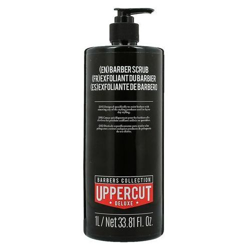 Uppercut Deluxe Scrub (Barbers Collection) 1000ml (0815049025941)