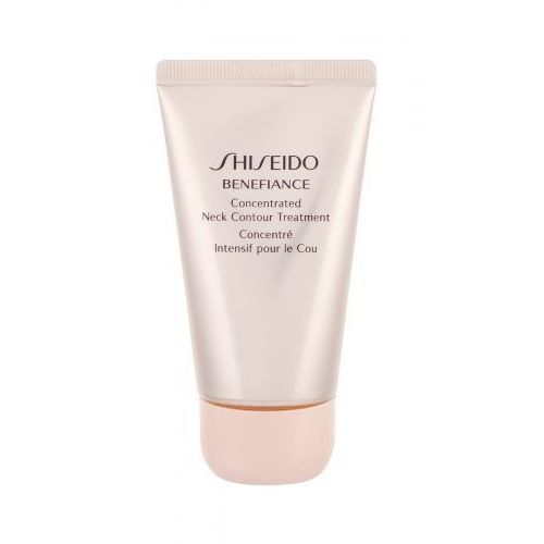 benefiance concentrated neck contour treatment krem do dekoltu 50 ml dla kobiet marki Shiseido