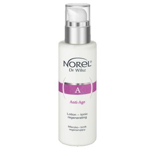 Norel (dr wilsz) anti-age lotion-tonic regenerating mleczko-tonik regenerujący (dm014)