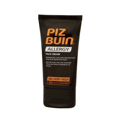 Piz Buin Allergy krem do opalania do twarzy SPF 50+ 50 ml