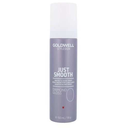 Goldwell StyleSign Just Smooth spray ochronny do nabłyszczania i zmiękczania włosów (Diamond Gloss 0) 150 ml, 4021609275190