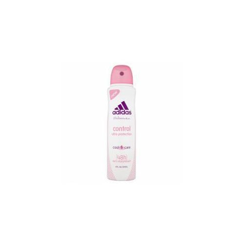 Adidas Control, antiperspirant, ultra protection, 150ml (W)